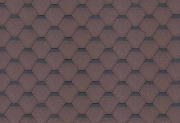 Bituumensindel Hexagonal 3m2, VÄRVIVALIK